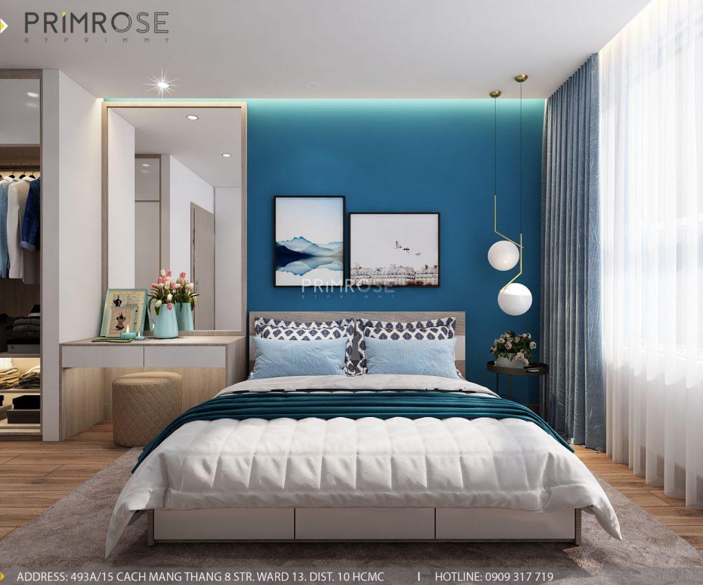 Thiết kế nội thất căn hộ Sunrise Riverside, Phước Kiểng, Nhà Bè thiet ke noi that can ho Sunrise Rriverside Nha Be Phuoc Kieng 8