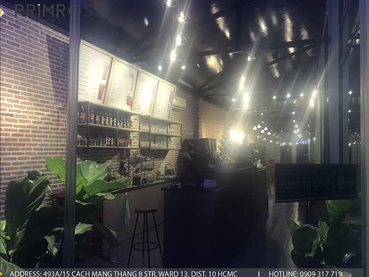 Dự án thi công quán cafe AM thiet ke quan cafe phong cach hien dai 17
