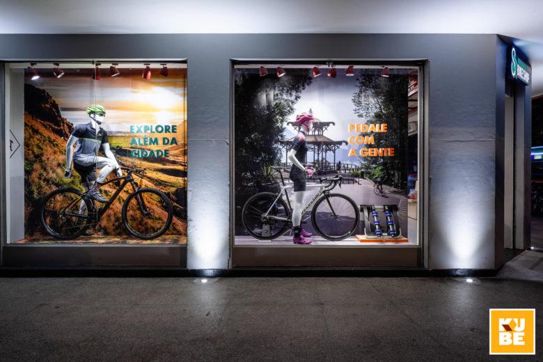 Chiêm ngưỡng không gian nội thất showroom xe đạp siêu chất thiet ke showroom trung bay dep 7