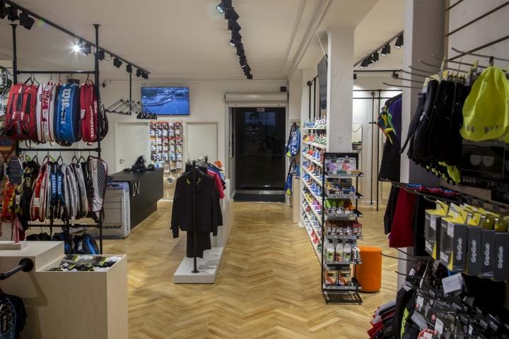 Thiết kế cửa hàng thời trang và dụng cụ thể thao chuyên nghiệp thoi ke shop thoi trang the thao 2