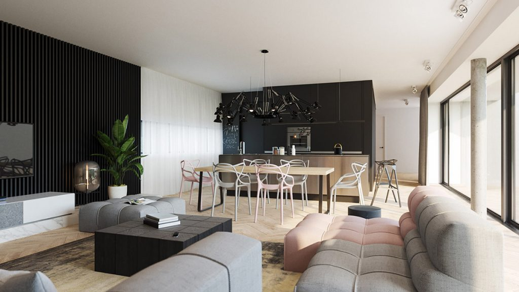 Thiết kế nội thất biệt thự hiện đại chuyên nghiệp thiet ke noi that biet thu 7
