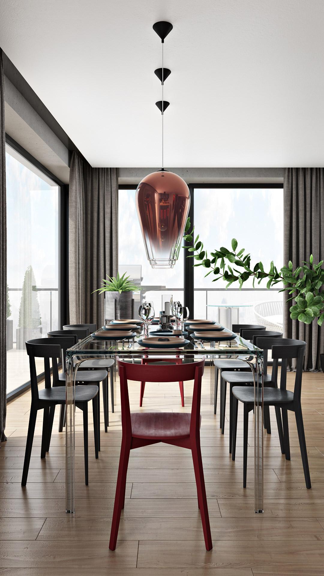 Thiết kế nội thất biệt thự hiện đại chuyên nghiệp thiet ke noi that biet thu 8