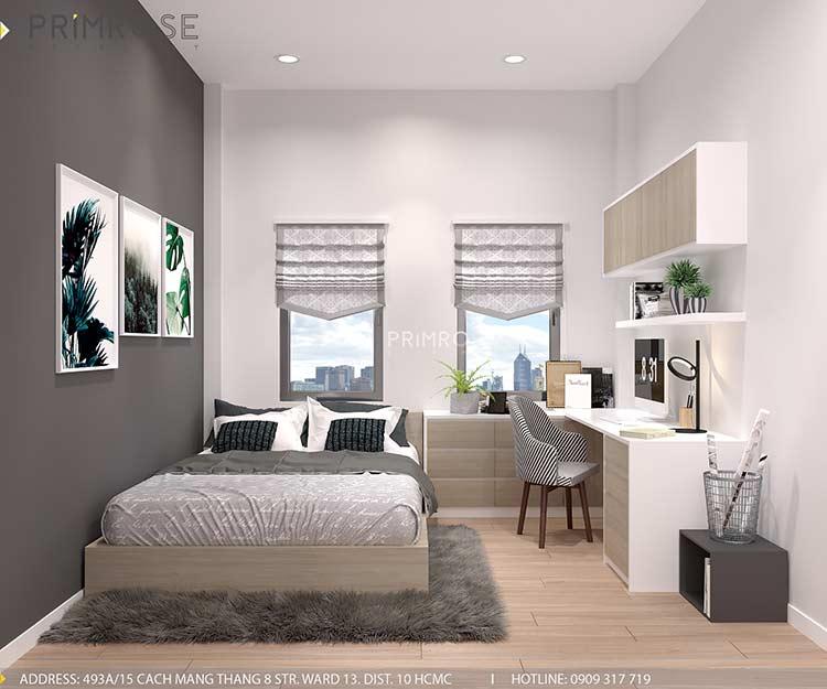 Thiết kế nội thất biệt thự hiện đại tại Thảo Điền, Quận 2, HCM thiet ke noi that biet thu thao dien quan 2 1