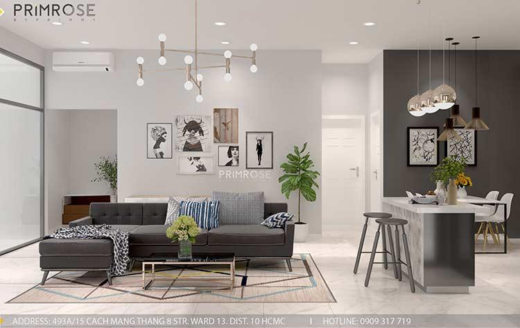 Thiết kế nội thất biệt thự hiện đại tại Thảo Điền, Quận 2, HCM thiet ke noi that biet thu thao dien quan 2 10