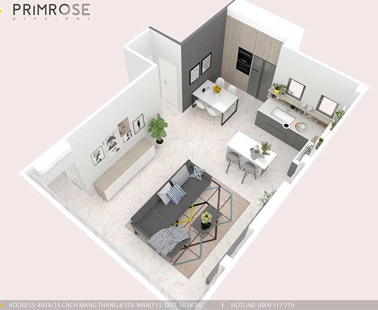 Thiết kế nội thất biệt thự hiện đại tại Thảo Điền, Quận 2, HCM thiet ke noi that biet thu thao dien quan 2 15
