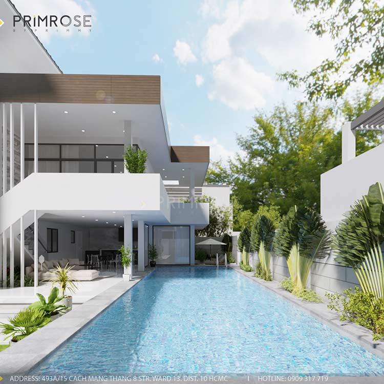 Thiết kế nội thất biệt thự hiện đại tại Thảo Điền, Quận 2, HCM thiet ke noi that biet thu thao dien quan 2 16