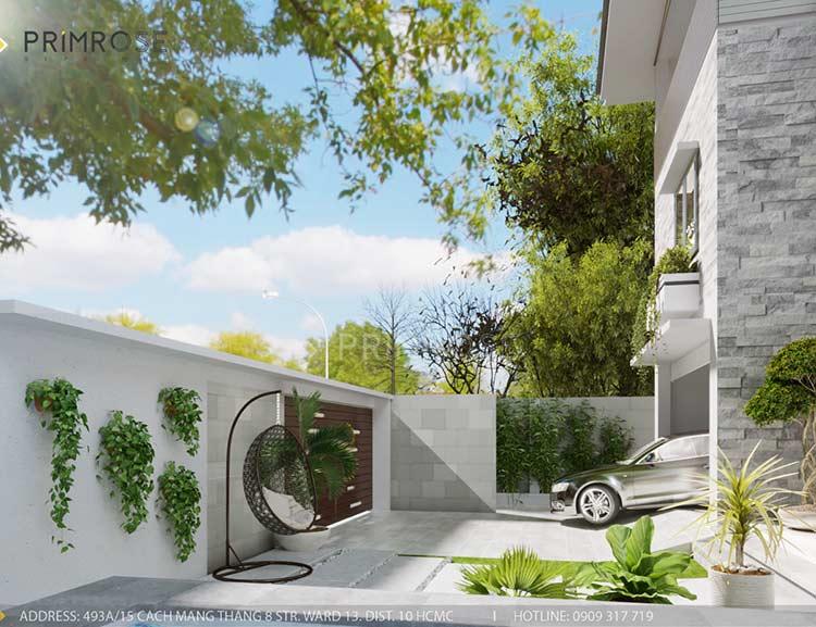 Thiết kế nội thất biệt thự hiện đại tại Thảo Điền, Quận 2, HCM thiet ke noi that biet thu thao dien quan 2 17