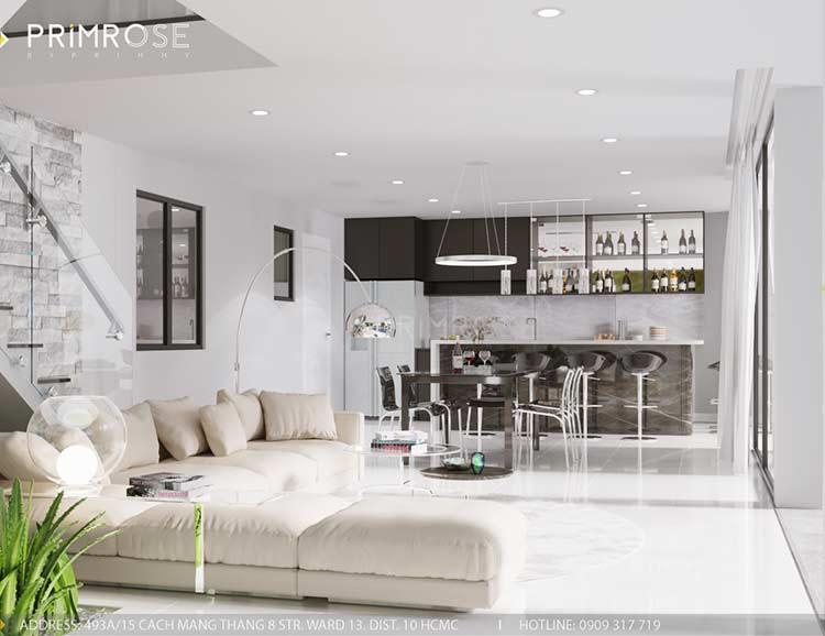 Thiết kế nội thất biệt thự hiện đại tại Thảo Điền, Quận 2, HCM thiet ke noi that biet thu thao dien quan 2 25