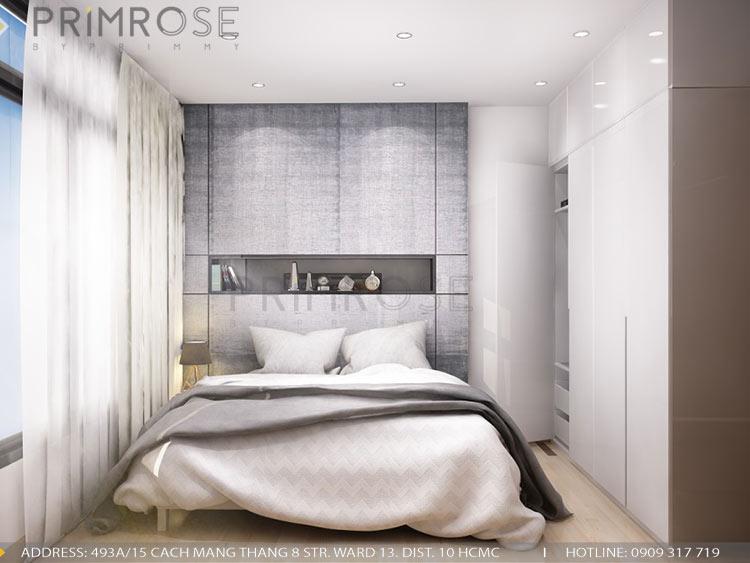 Mẫu thiết kế nội thất căn hộ 75m2 với 2 phòng ngủ thiet ke noi that can ho 75m2 5