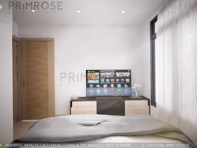 Mẫu thiết kế nội thất căn hộ 75m2 với 2 phòng ngủ thiet ke noi that can ho 75m2 8