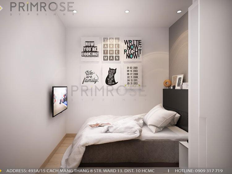 Mẫu thiết kế nội thất căn hộ 75m2 với 2 phòng ngủ thiet ke noi that can ho 75m2 9