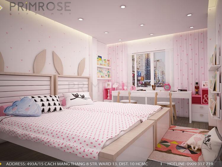 Thiết kế nội thất nhà phố phong cách hiện đại thiet ke noi that nha pho hien dai 3