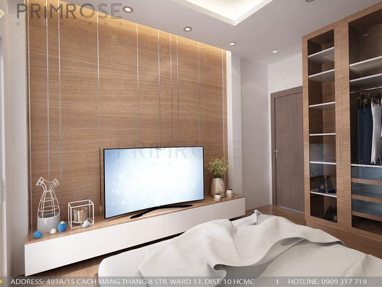 Thiết kế nội thất nhà phố phong cách hiện đại thiet ke noi that nha pho hien dai 4