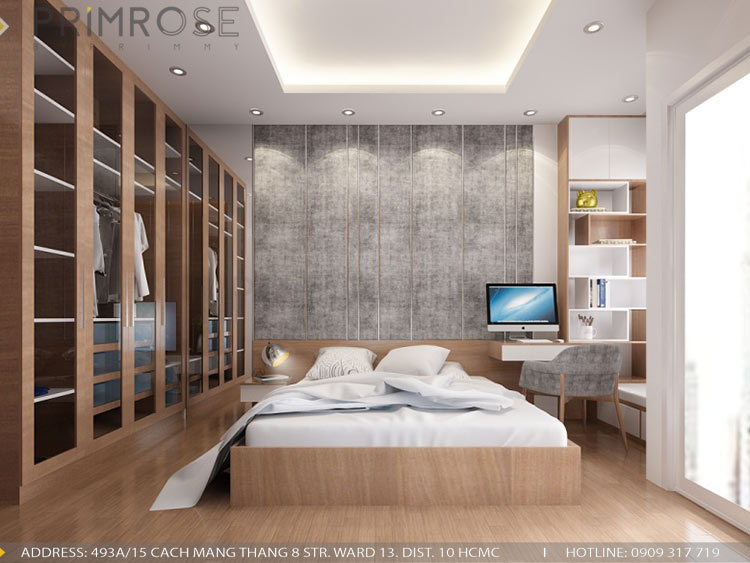 Thiết kế nội thất nhà phố phong cách hiện đại thiet ke noi that nha pho hien dai 5