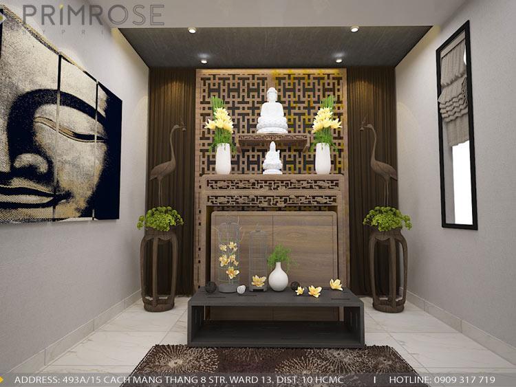 Thiết kế nội thất nhà phố phong cách hiện đại thiet ke noi that nha pho hien dai 6