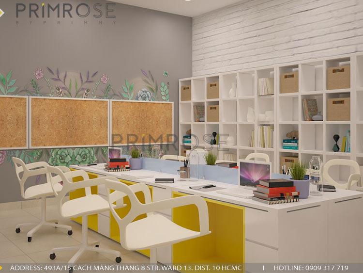 Thiết kế nội thất văn phòng hiện đại thiet ke noi that van phong hien dai 6