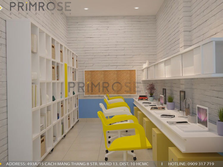 Thiết kế nội thất văn phòng hiện đại thiet ke noi that van phong hien dai 8