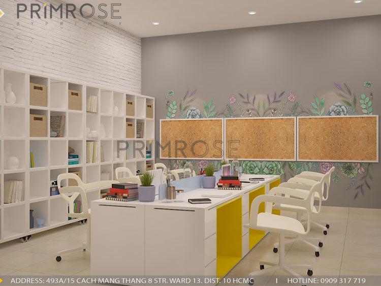 Thiết kế nội thất văn phòng hiện đại thiet ke noi that van phong hien dai 9