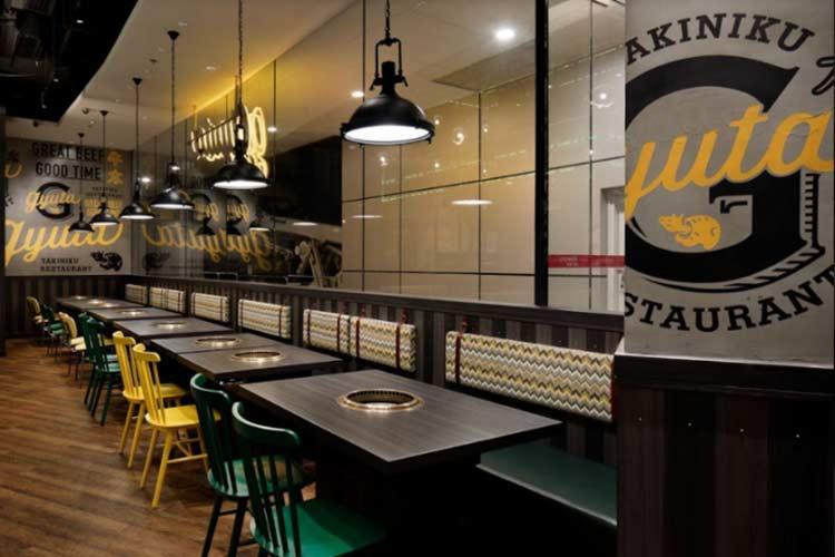 Thiết kế nhà hàng nướng, BBQ chuyên nghiệp trọn gói tại HCM thiet ke nha hang nuong bbq 2