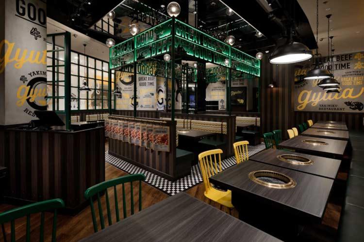 Thiết kế nhà hàng nướng, BBQ chuyên nghiệp trọn gói tại HCM thiet ke nha hang nuong bbq 3