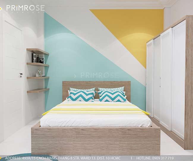 Thiết kế nội thất nhà phố 150m2 phong cách hiện đại thie ke noi that nha pho 1
