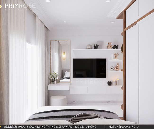 Thiết kế nội thất nhà phố 150m2 phong cách hiện đại thie ke noi that nha pho 2