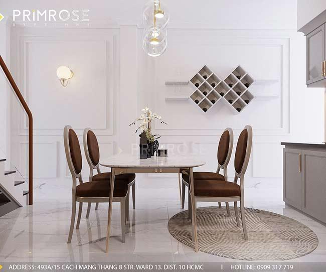 Thiết kế nội thất nhà phố 150m2 phong cách hiện đại thie ke noi that nha pho 6