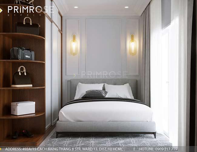 Thiết kế nội thất nhà phố 150m2 phong cách hiện đại thie ke noi that nha pho 8
