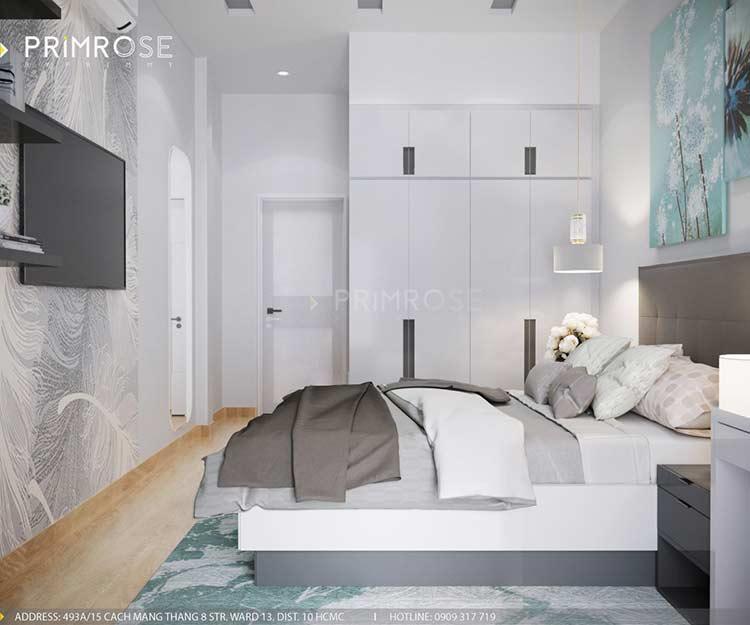 Thiết kế nội thất nhà phố 3 tầng tại Dạ Nam, Quận 8 thiet ke noi that nha pho 12