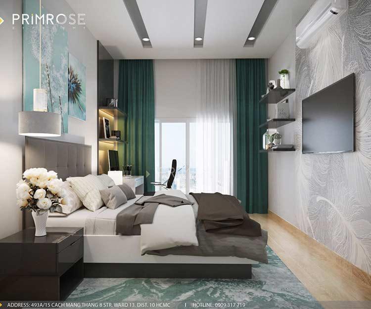 Thiết kế nội thất nhà phố 3 tầng tại Dạ Nam, Quận 8 thiet ke noi that nha pho 14