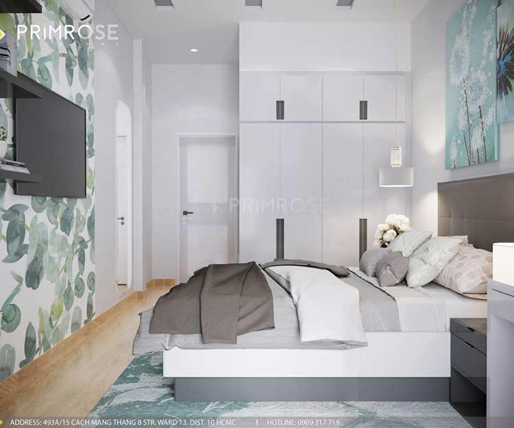 Thiết kế nội thất nhà phố 3 tầng tại Dạ Nam, Quận 8 thiet ke noi that nha pho 15
