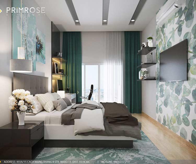 Thiết kế nội thất nhà phố 3 tầng tại Dạ Nam, Quận 8 thiet ke noi that nha pho 17