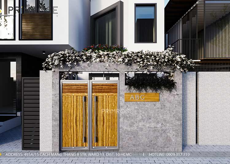 Thiết kế nội thất nhà phố 3 tầng tại Dạ Nam, Quận 8 thiet ke noi that nha pho 20