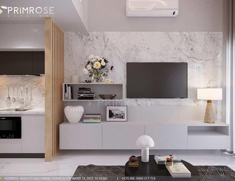 Thiết kế nội thất nhà phố 3 tầng tại Dạ Nam, Quận 8 thiet ke noi that nha pho 3