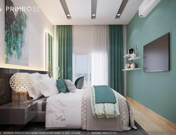 Thiết kế nội thất nhà phố 3 tầng tại Dạ Nam, Quận 8 thiet ke noi that nha pho 8