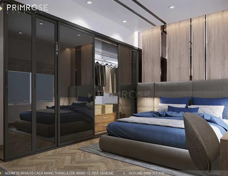 Thiết kế nội thất nhà phố tại Tây Thạnh, Tân Phú thiet ke noi that nha pho phong cach hien dai 10