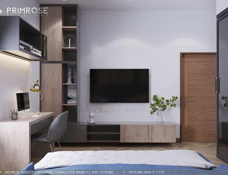 Thiết kế nội thất nhà phố tại Tây Thạnh, Tân Phú thiet ke noi that nha pho phong cach hien dai 14