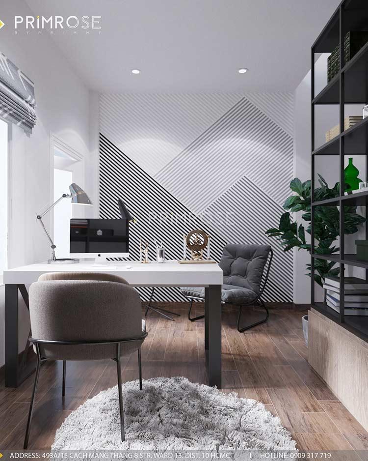 Thiết kế nội thất nhà phố tại Tây Thạnh, Tân Phú thiet ke noi that nha pho phong cach hien dai 15