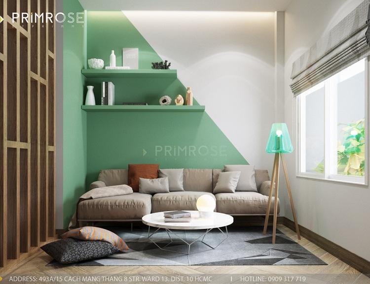 Thiết kế nội thất nhà phố tại Tây Thạnh, Tân Phú thiet ke noi that nha pho phong cach hien dai 18