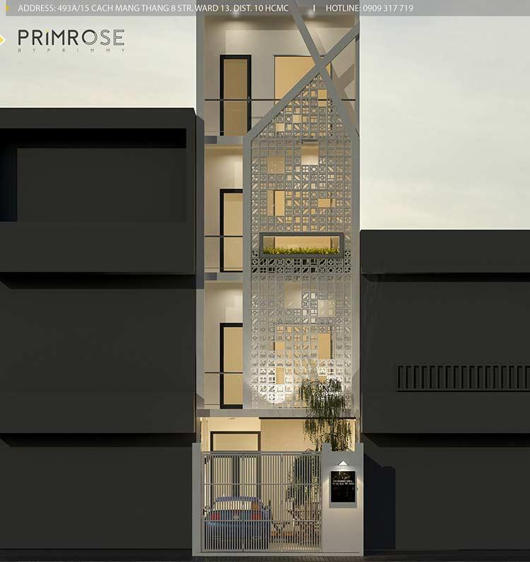 Thiết kế nội thất nhà phố tại Tây Thạnh, Tân Phú thiet ke noi that nha pho phong cach hien dai 4
