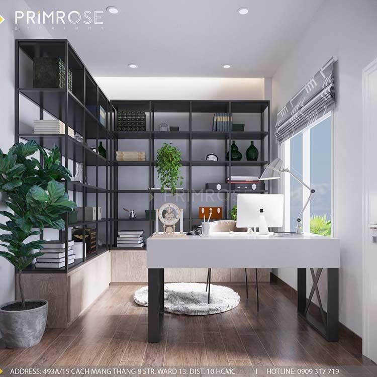 Thiết kế nội thất nhà phố tại Tây Thạnh, Tân Phú thiet ke noi that nha pho phong cach hien dai 9