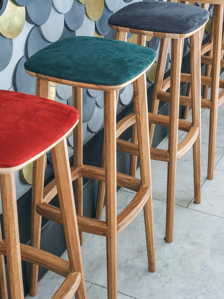 Chiêm ngưỡng không gian quán cafe phong cách đương đại thiet ke quan cafe phong cach hien dai 15