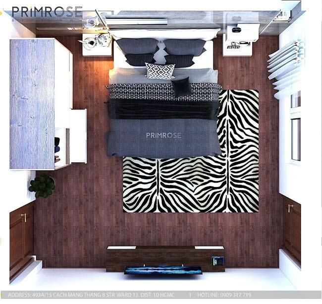Thiết kế nội thất nhà phố đẹp mang phong cách tân cổ điển thiet ke nha pho ban co dien 1