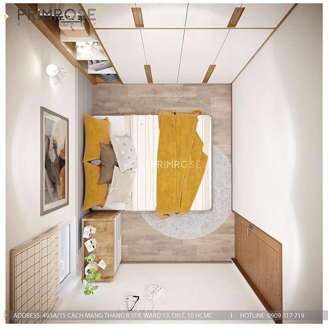 Thiết kế nội thất nhà phố đẹp mang phong cách tân cổ điển thiet ke nha pho ban co dien 12