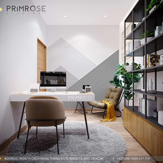 Thiết kế nội thất nhà phố đẹp mang phong cách tân cổ điển thiet ke nha pho ban co dien 8