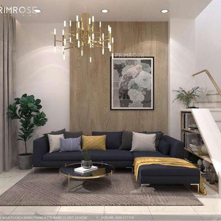 Thiết kế nội thất nhà phố Kha Vạn Cân, Thủ Đức