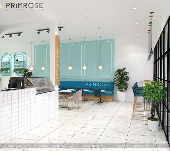 Thiết kế tiệm bánh ngọt kết hợp trà cafe Sense DIY Bakery & Tea thiet ke quan cafe banh HCM 13