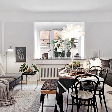 Ngẩn ngơ với căn hộ 39m2 cực đẹp, cực chất