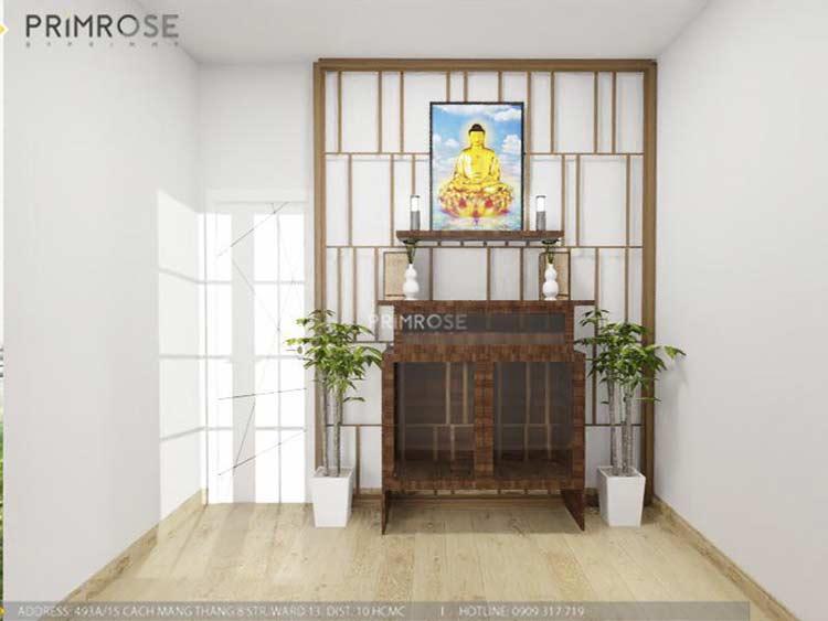 Thiết kế nội thất nhà phố 2 tầng phong cách hiện đại thiet ke nha pho hien dai 3