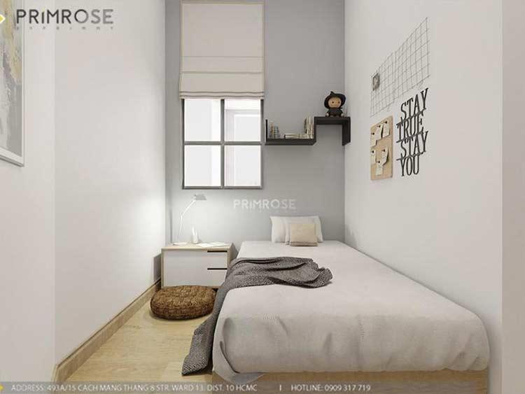 Thiết kế nội thất nhà phố 2 tầng phong cách hiện đại thiet ke nha pho hien dai 8